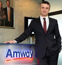 George Popescu, Amway - Drumul de la programator la CEO