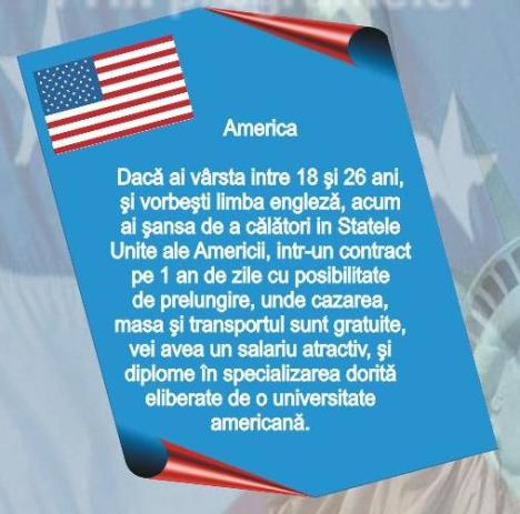Au Pair America. Tel de contact : 0762655745 Florin Carare