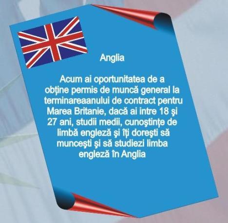 Au Pair Anglia. Tel de contact : 0762655745 Florin Carare
